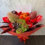 autumn_orange_flowerarrangement