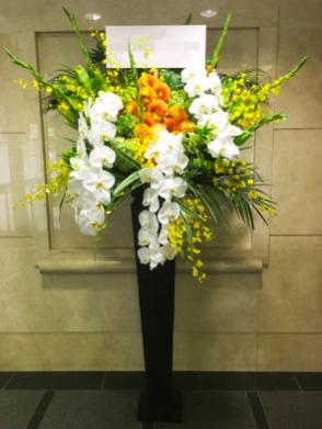 80000円の祝い花