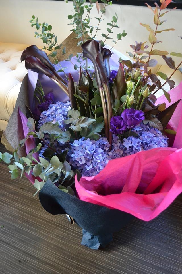 講演会の花束5