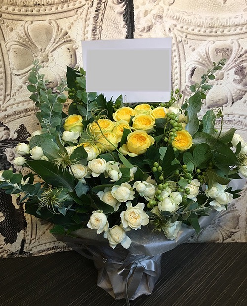 1万円の祝い花