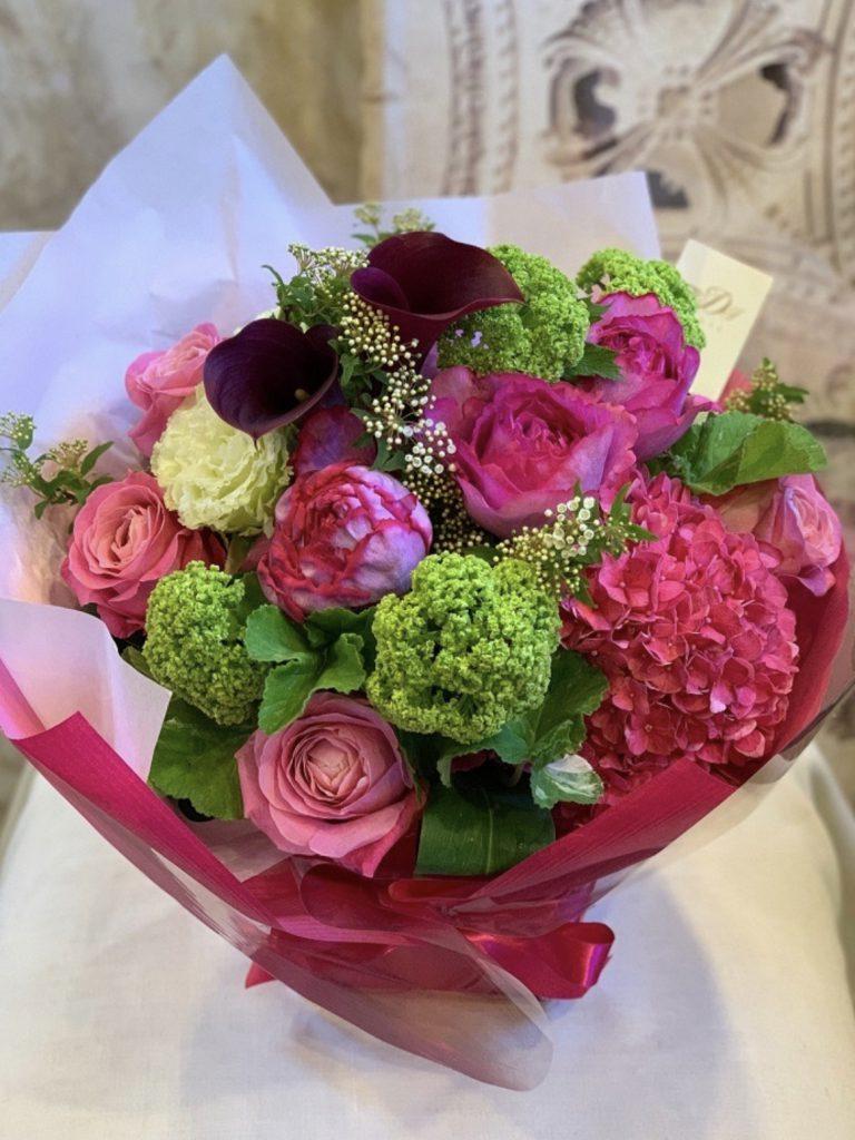 小ぶりな祝い花4