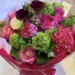 小ぶりな祝い花3