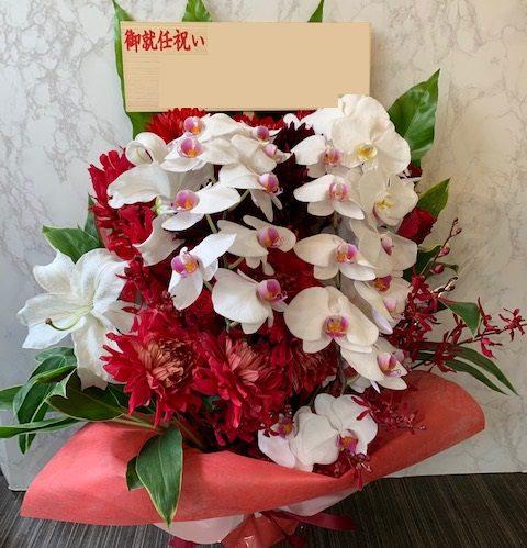 iwaibana-shunin-orchid-arrangement