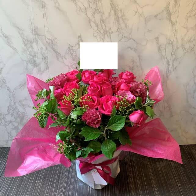 rose_pink_arrangement